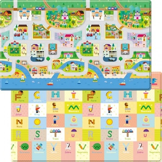 Dwinguler Playmat (large Size)  - Big Town