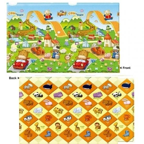 Dwinguler Playmat  (Medium Size) - Cow Town