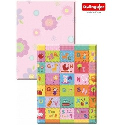 Dwinguler Playmat (small size) - Flower Garden
