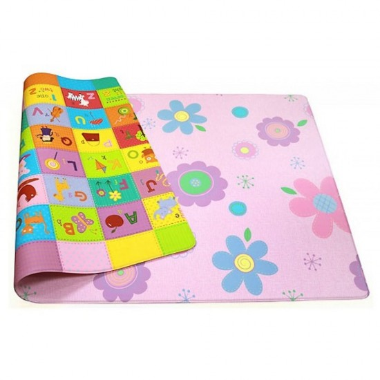 Dwinguler Playmat  (Medium Size) - Flower Garden