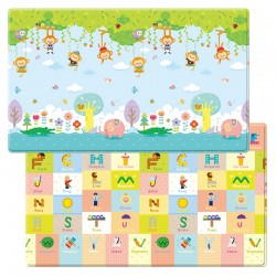 Dwinguler Playmat (large Size)  - Lovely Monkey