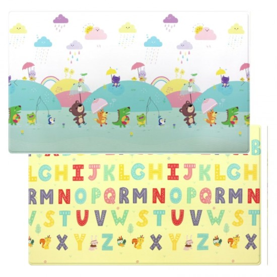 Dwinguler Playmat (large Size)  - Rainy Day