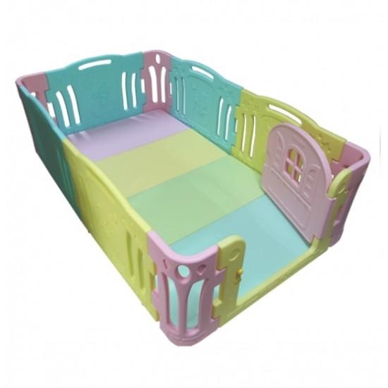 Edu.play Azang Baby Room (MN) + Playmate  (130 x 216cm)