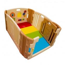 Edu.play Happy Baby Room with Playmat (90 x 136 cm)