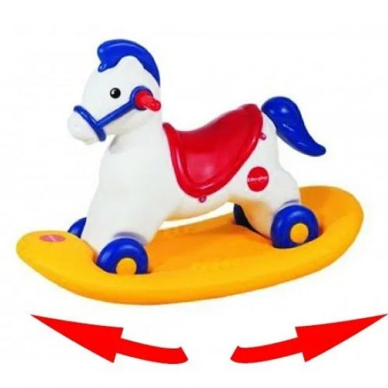 Edu.play 2 in 1 Rocking Horse - Napoleon Pony