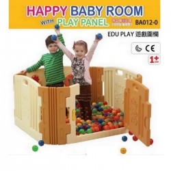 Edu.play Happy Baby Room (not includes balls)