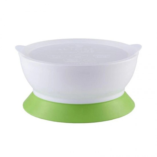 eLIpse Kids Spill-Proof Bowl with Suction and Lid