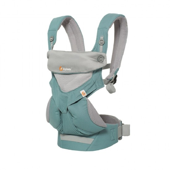 Ergobaby 360 All Positions Baby Carrier Cool Air Mesh - Icy Mint