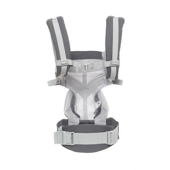 Ergobaby Omni 360 Cool Air Mesh Baby Carrier - Carbon Grey