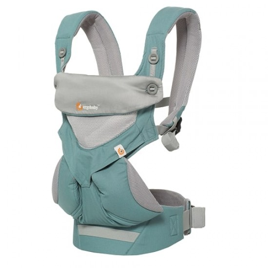 Ergobaby Four Position 360 Carrier Cool - Air Mesh- Icy Mint