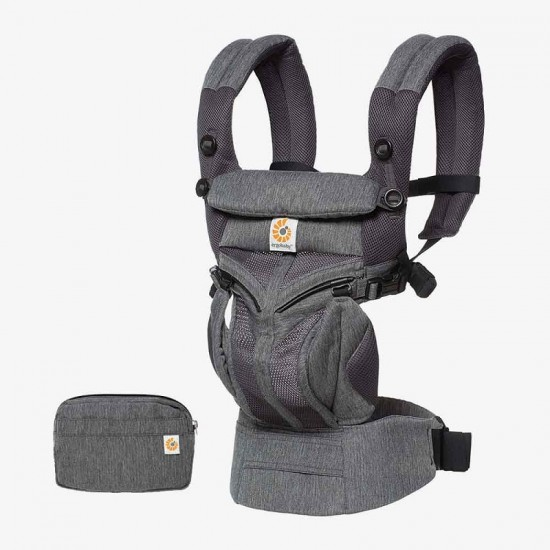 Ergobaby Omni 360 Cool Air Mesh Baby Carrier - Classic Weave