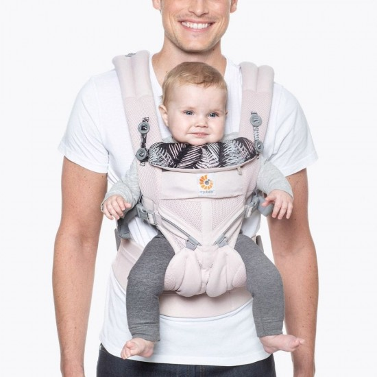 Ergobaby Omni 360 Cool Air Mesh Baby Carrier - Maui