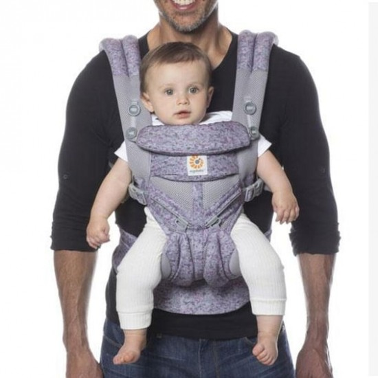 Ergobaby Omni 360 Cool Air Mesh Baby Carrier - Pink DigiCam