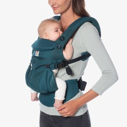Ergobaby Omni 360 Cool Air Mesh Baby Carrier - Evergreen