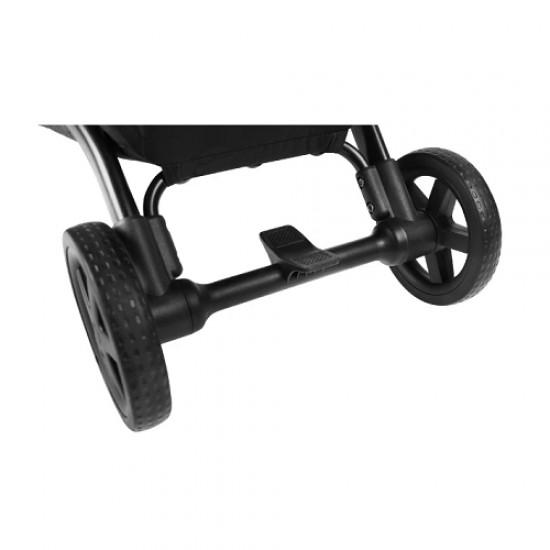 Evenflo Pilot Compact Stroller - Silver Fox
