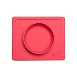 ezpz Mini Bowl & Placemat - Coral