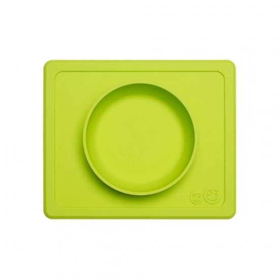 ezpz Mini Bowl & Placemat - Mint
