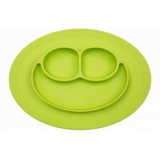 ezpz Mini MAT Plate & Placemat - Lime
