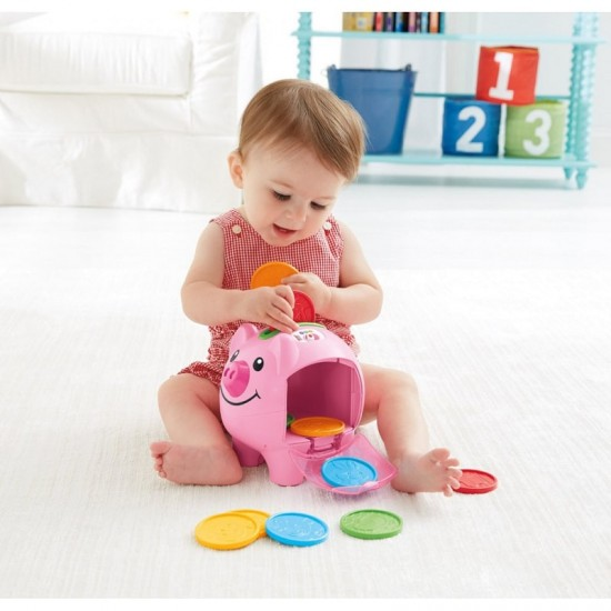 Fisher Price Laugh & Learn Smart Stages Piggy Bank