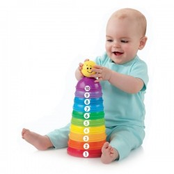 Fisher Price Stack and Roll Cups  (K7166)