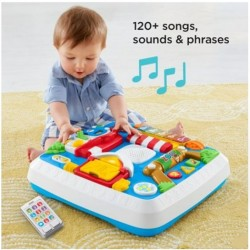 Fisher Price Laugh & Learn Around the Town Learning Table (DHC45)