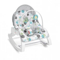 Fisher Price Infant-to-Toddler Rocker - geometry (HBD30F)