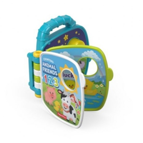 Fisher Price Laugh & Learn Counting Animal Friends