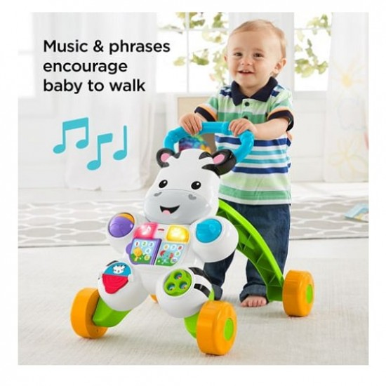 Fisher Price Learn with Me Zebra Walker
