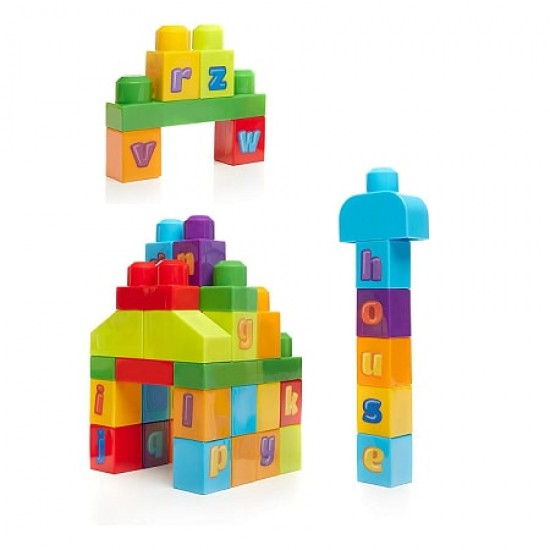 Fisher Price Mega Bloks First Builders ABC Spell