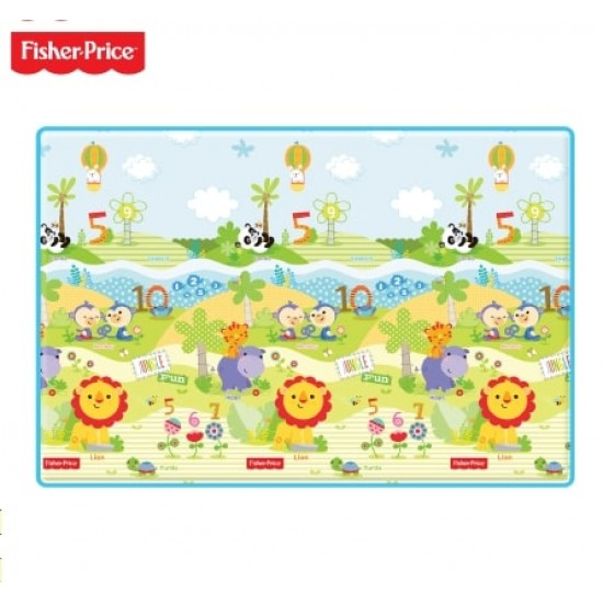 Fisher Price Prime Living Mat  - Height Chart (130 x 200 cm)