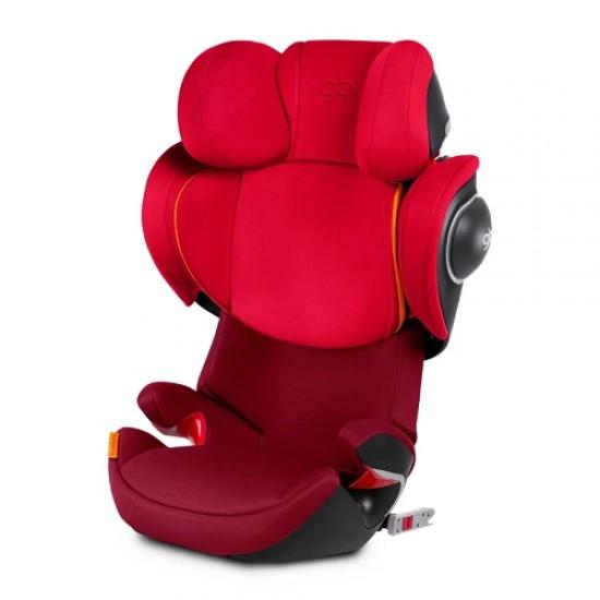 gb Platinum Elian-Fix Car Seat - Dragonfire