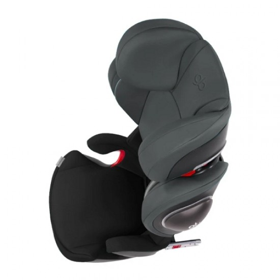 gb Platinum Elian-Fix Car Seat - Monument Black