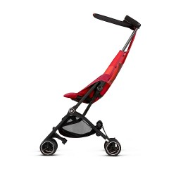gb Gold Pockit Air All-Terrian Stroller with Carrying Bag and Strap - Rose Red