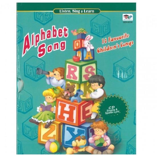 Listen, Sing & Learn - Alphabet Song - 2 CD