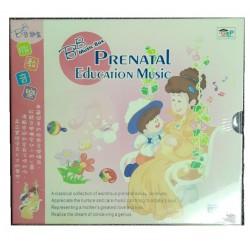 Prenatal Education Music CD