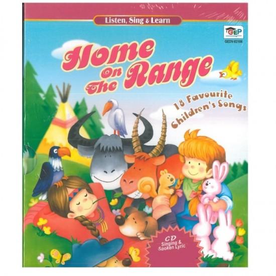 Listen, Sing & Learn - Home On The Range - 2 CD