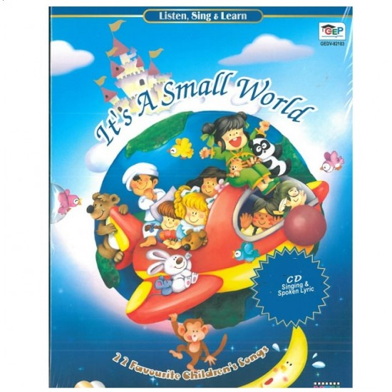 Listen, Sing & Learn - It's a small world - 2 CD