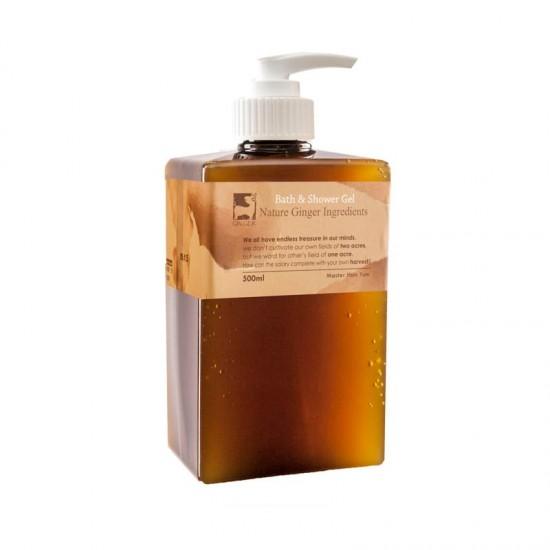 Ginger Ginger Bath & Shower Gel 500 ml