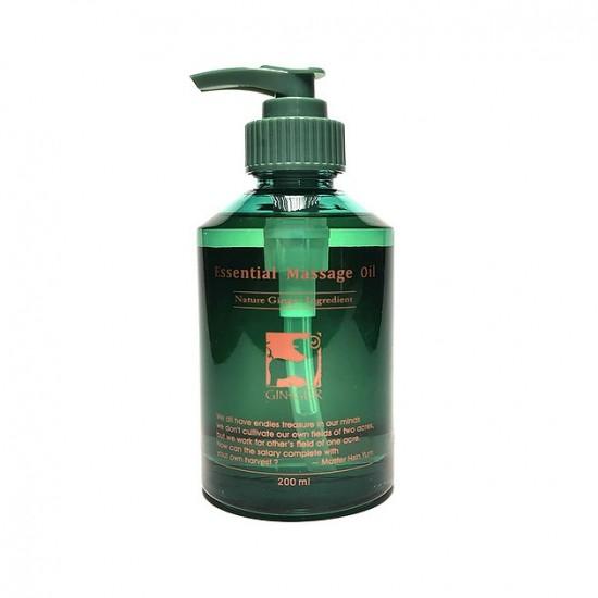 Ginger Ginger Essential Massage Oil 200 ml