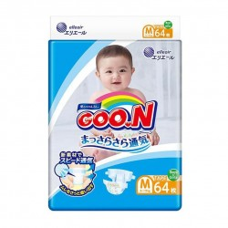 Goon nappies - Medium ( 64 pcs)