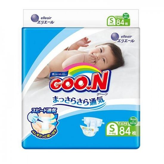 Goon nappies - Small ( 84 pcs)