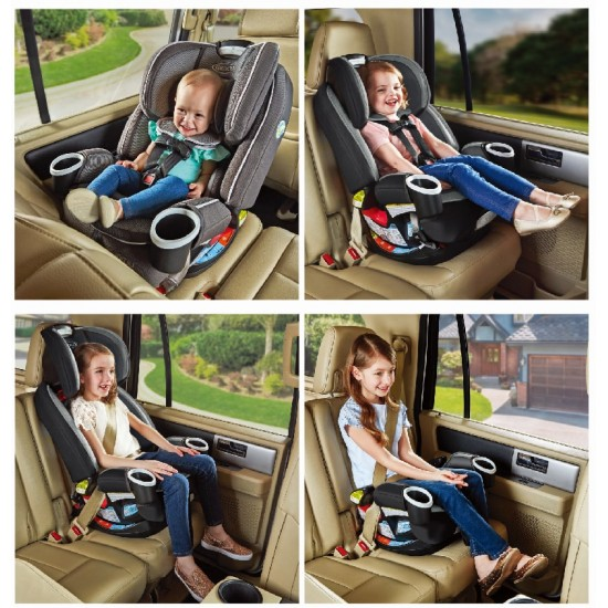 Graco 4Ever DLX 4 in 1 Car Seat - Bryant
