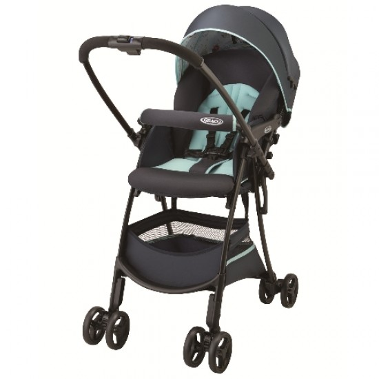 Graco Citi GO High Seat Stroller - Holden Blue NB XVII