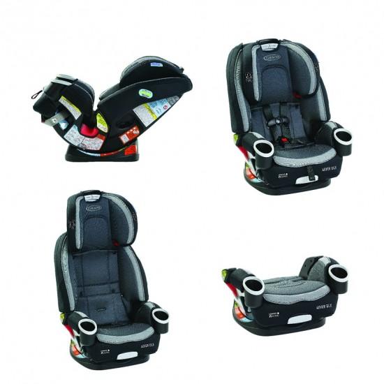 Graco 4Ever DLX 4 in 1 Car Seat - Aurora