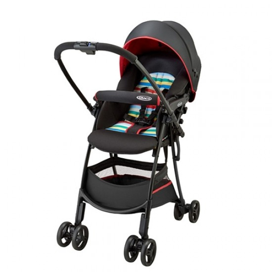 Graco Citi GO High Seat Stroller - Play Red NB XVII