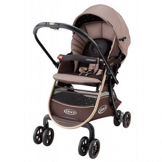 Graco CitiNext Stroller - Brown