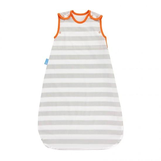 The Gro Insect Shield Sleep bag - Grey Stripe - 0.5 Tog,  18-36m