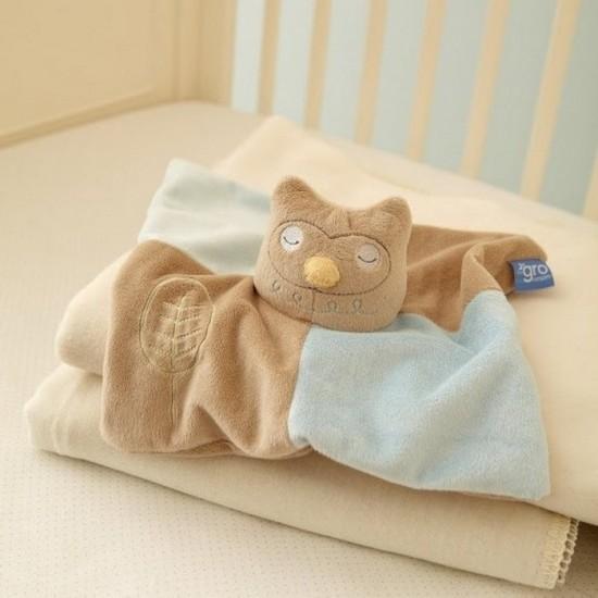 Gro Comforter - Oliver Owl