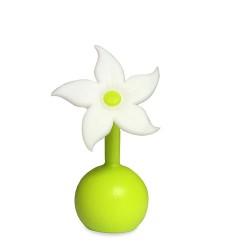 Haakaa Flower Stopper - White