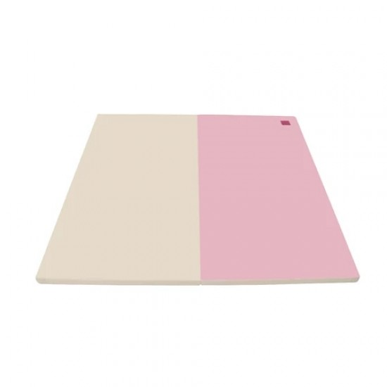 Haenim Toy Petit Play Mat - Pink + Beige / Grey + Beige